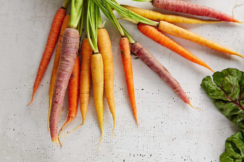 przysmaki do maty węchowej warzywa