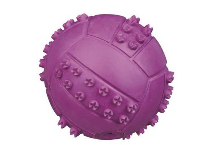 Piłka kauczukowa dla psa 6 cm