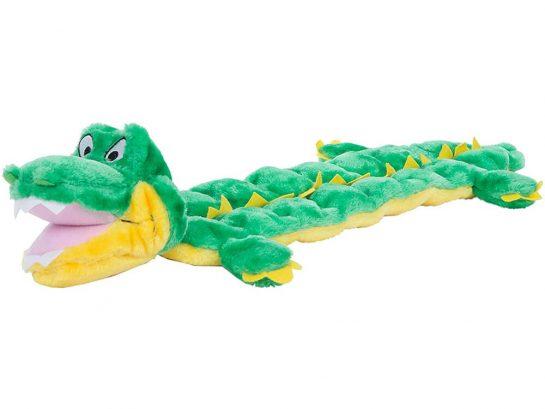 Zabawka z piszczałkami dla psa Krokodyl Squeaker Matz