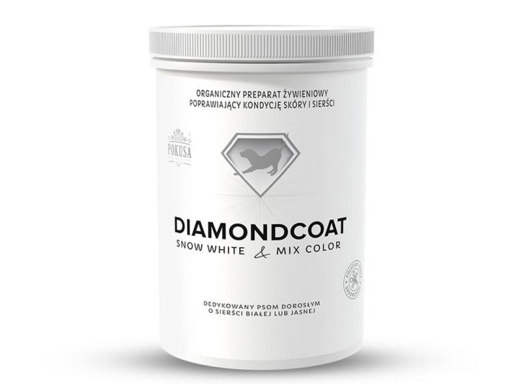 DiamondCoat SnowWhite & MixColor