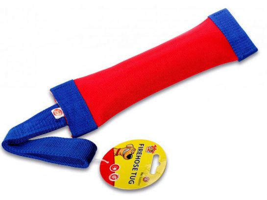 Wąż strażacki szarpak dla psa Firehose Tug