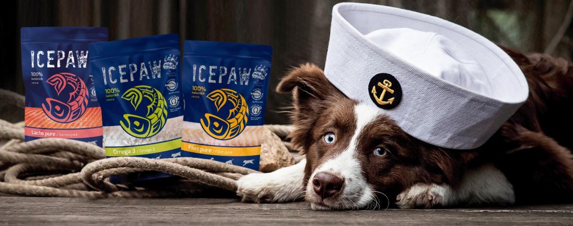 icepaw przysmaki dla psa